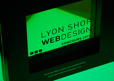 CCI DE LYON | LYON WEB SHOP DESIGN