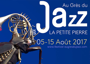 FESTIVAL AU GRÈS DU JAZZ 2017