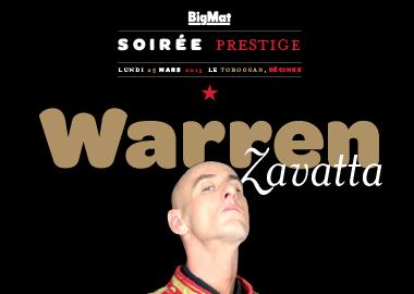 BIGMAT | SOIRÉE PRESTIGE