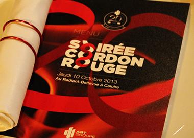 AST GROUPE | SOIRÉE CORDON ROUGE 20 ans